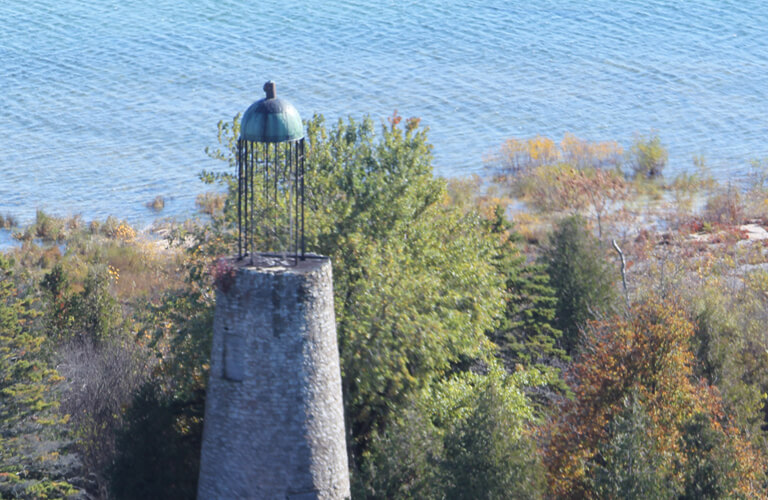 Bird Cage Lighthouse Photo
