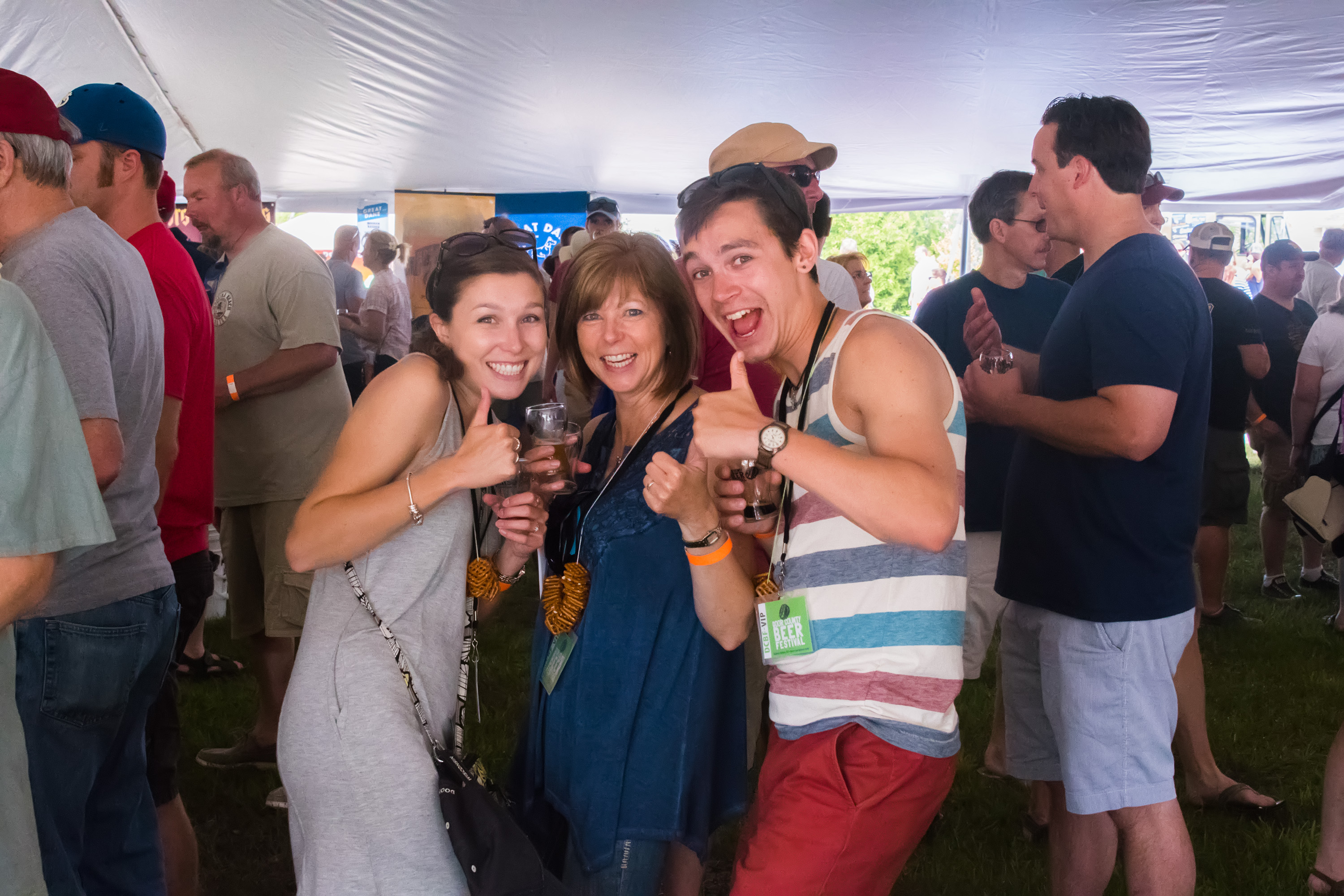 Door County Beer Festival Photo
