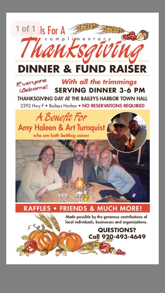 ThanksGIVING Community Dinner and Benefit Photo