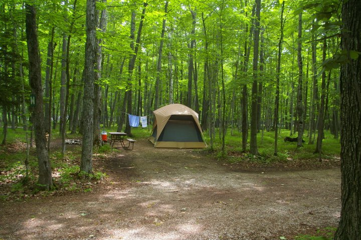 Campgrounds Photo