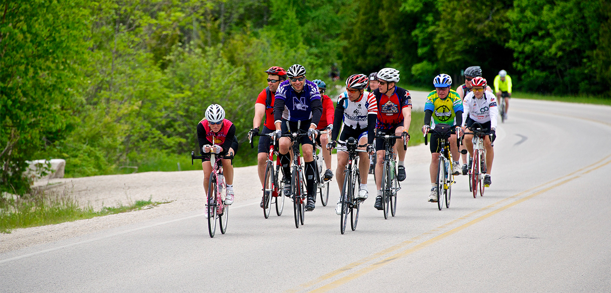 Peninsula Century Spring Classic Bike Ride Photo