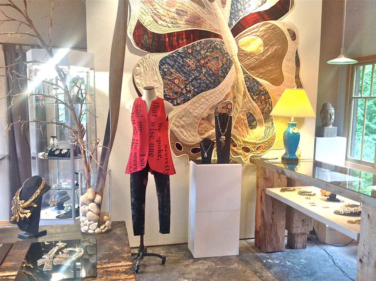 Bazylli Studio - Wearable Art Gallery Photo