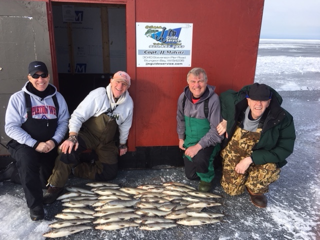 Harbor Angler Report, January 25th Photo