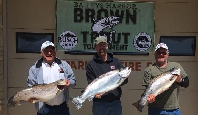 Harbor Angler Report, April 23rd (PS) Photo
