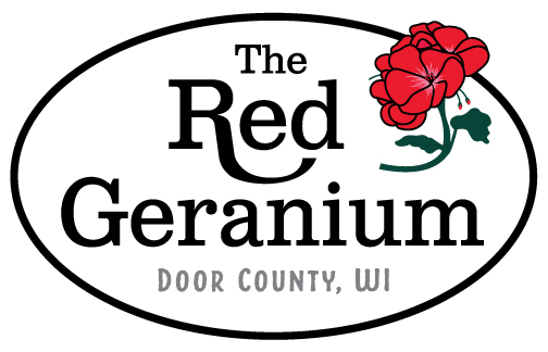 The Red Geranium Photo